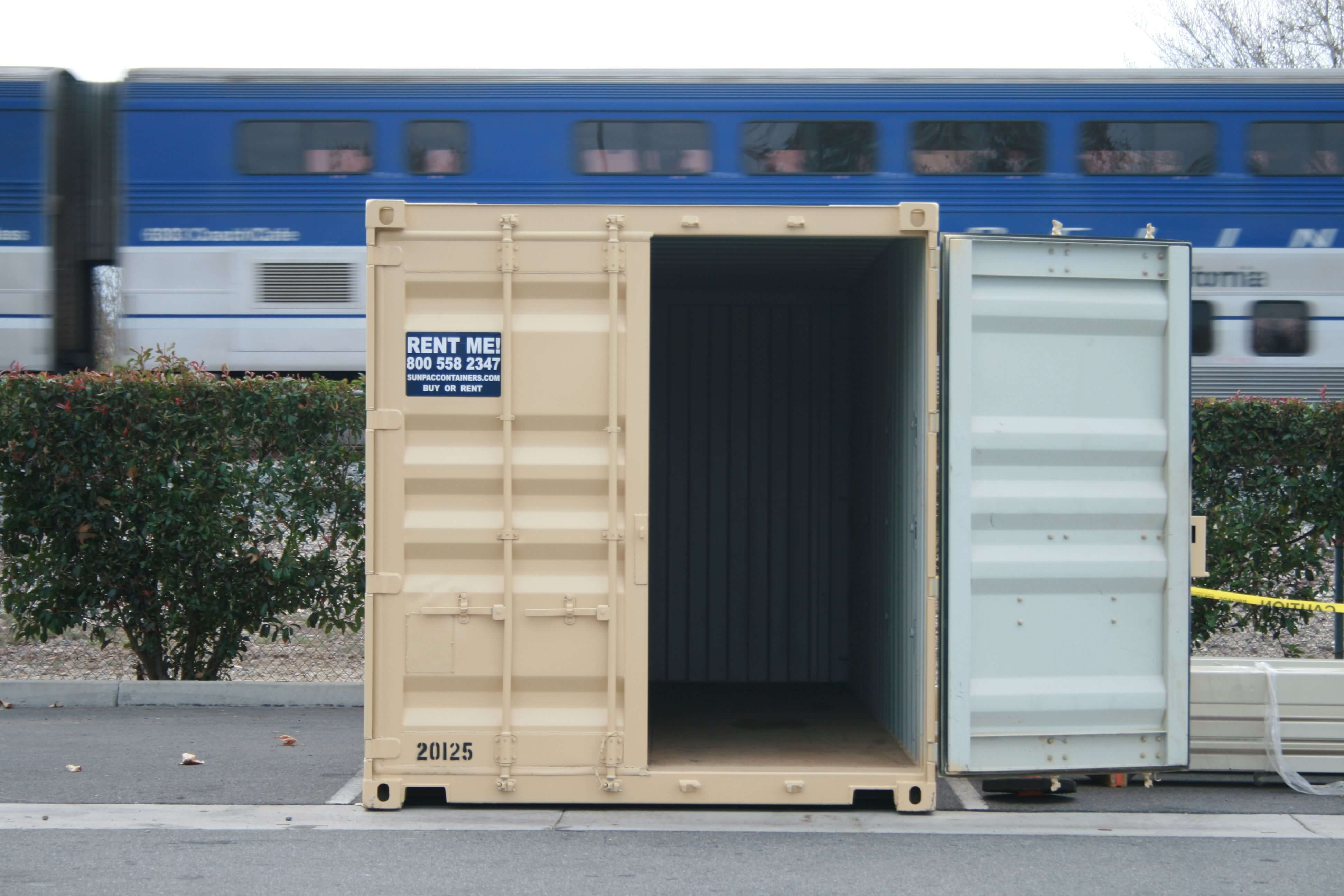 Construction & Job-site Storage Containers